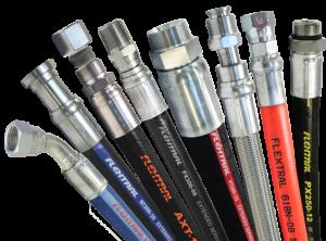 HYDRAULIC HOSE  sc 1 st  Flextral & Hydraulic Hose - Flextral - Hydraulic and Industrial Hose Products