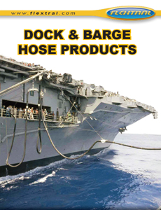 dock and barge cover flextral hydraulic and industrial hose products