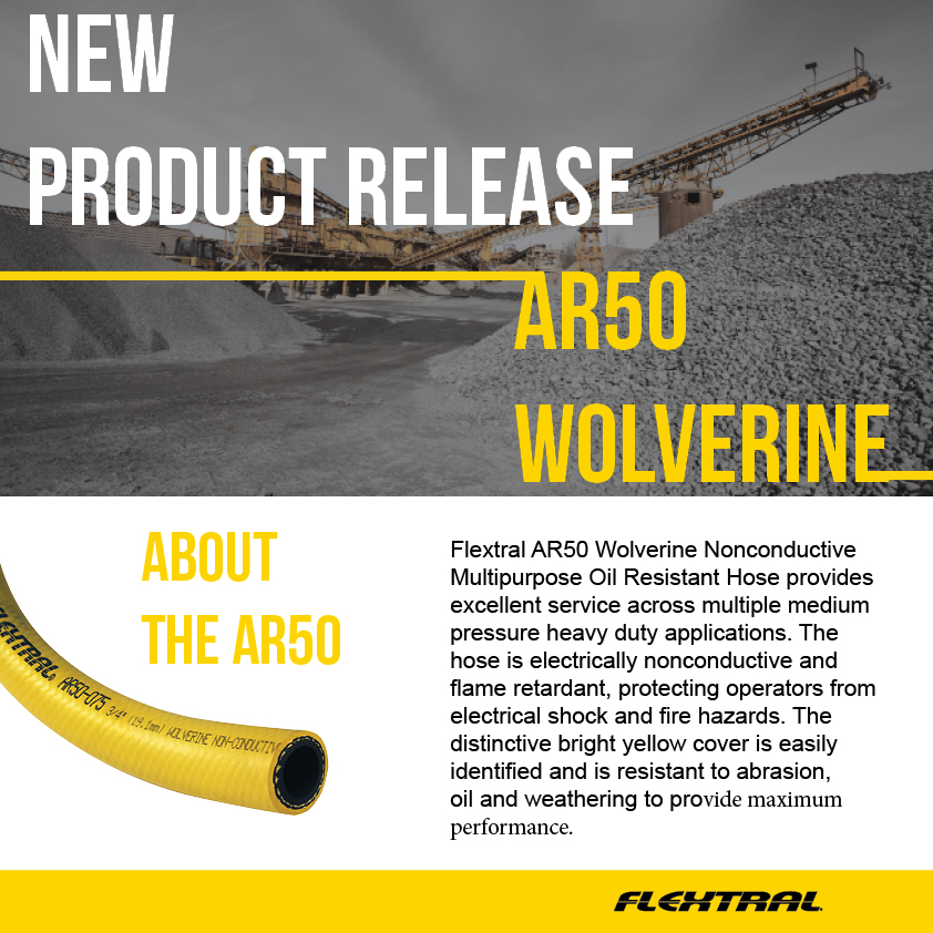 AR50 New Product Release
