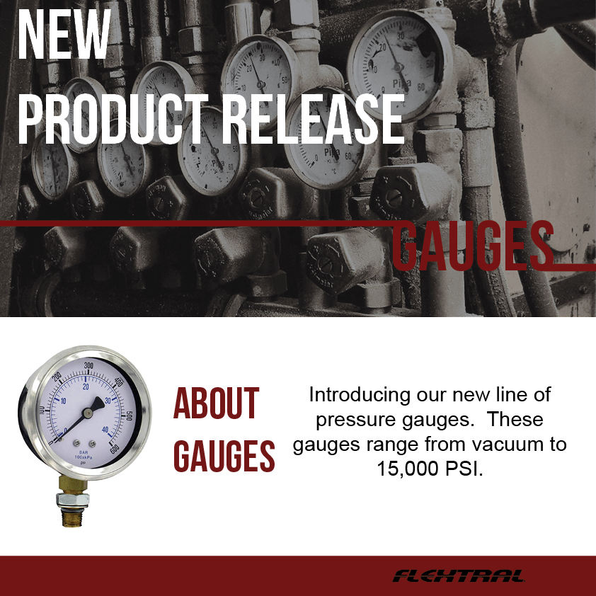 Gauges New Product Release