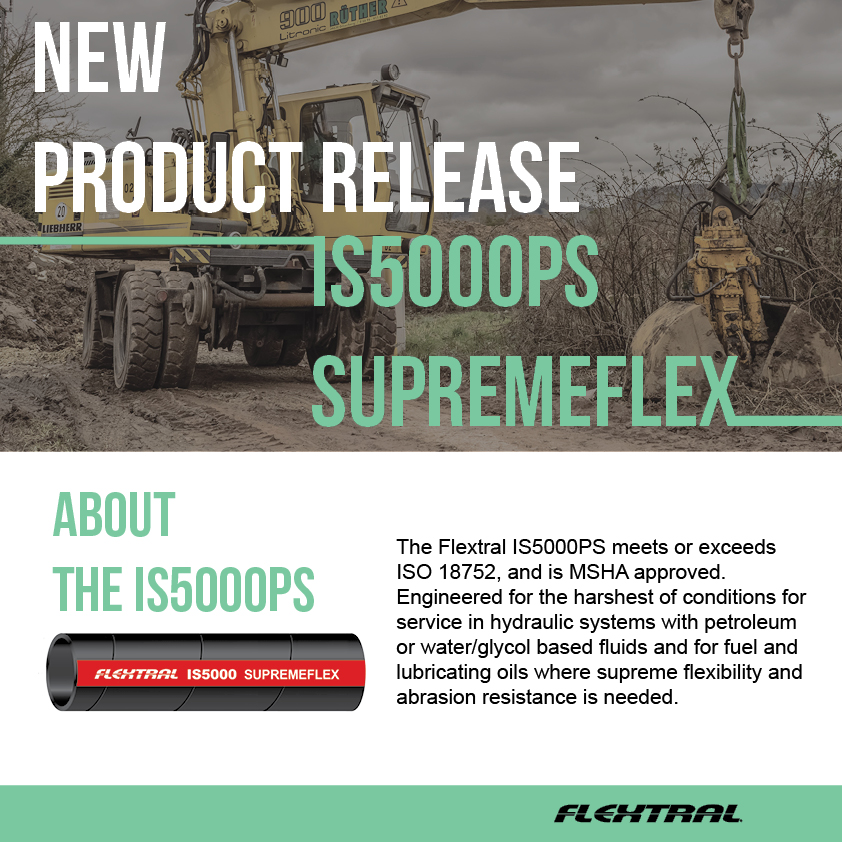 IS5000 New Product Release