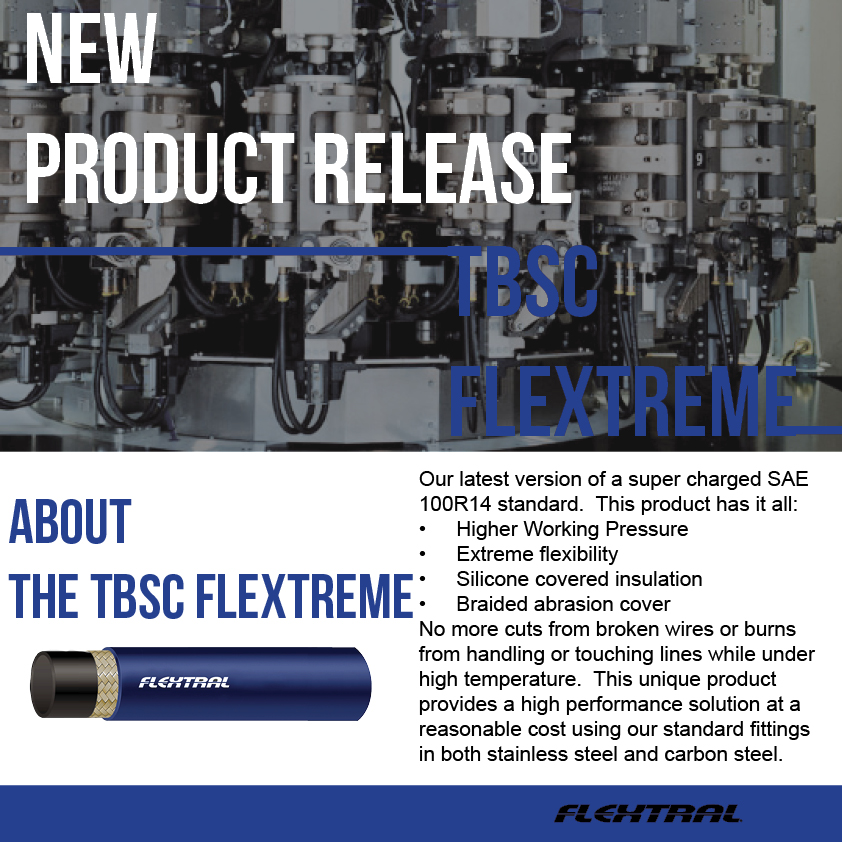 TBS New Product Release