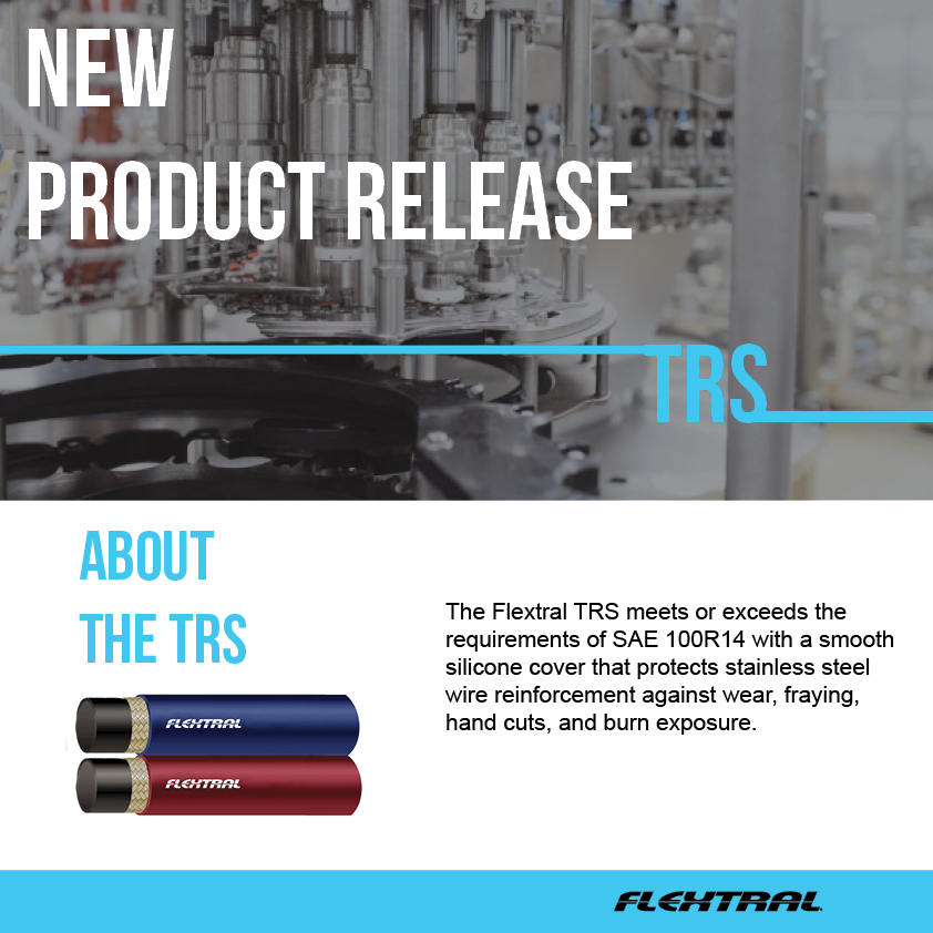 TRS New Product Release