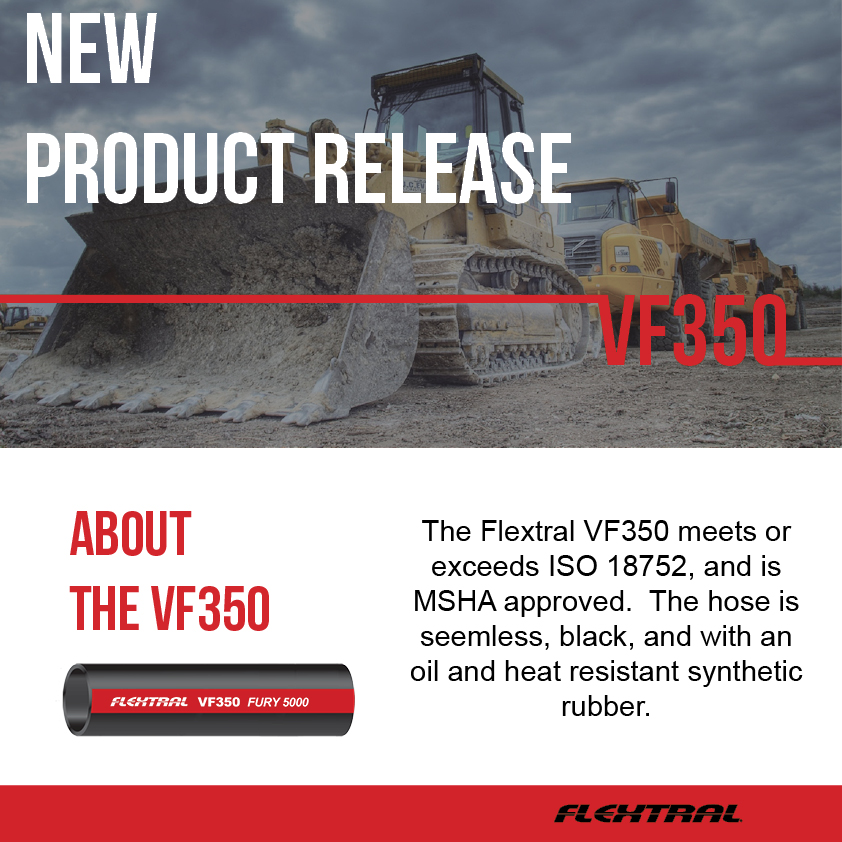VF350 New Product Release