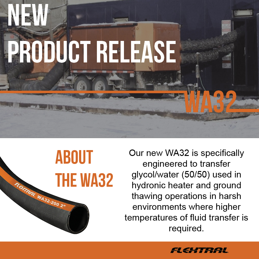 WA32 New Product Release